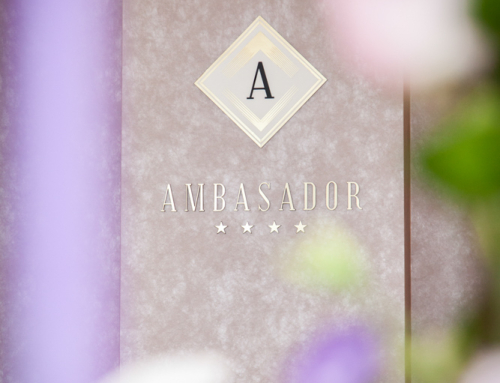 Fotografie de arhitectura – Hotel Ambasador